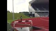 Смешен момент от Олимпиадата в Лондон