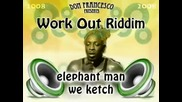 Work Out Riddim Mix