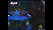 Камен Пада На Сцената 30.04.2008