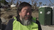 Greece: Ai Weiwei sets up a studio on Lesbos as refugee crisis unfurls