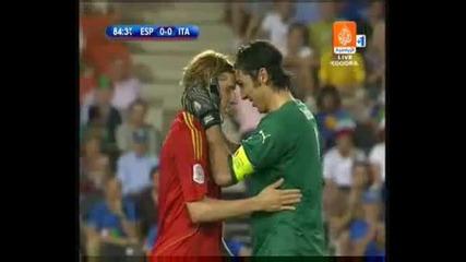 Buffon Vs Torres