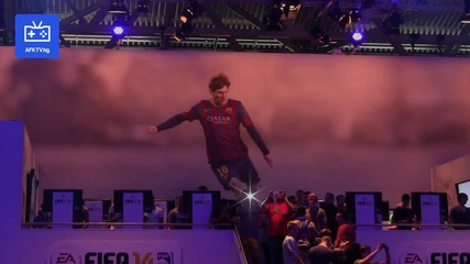 Ea Sports & Fifa 2014 - Gamescom 2013