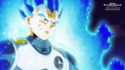 Dragon Ball Heroes - 11 Високо Качество [720p]