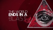 Samael - Red Planet // Official Lyric Video