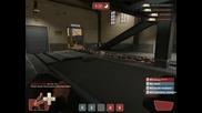 Team Fortress 2 - Heavies Vs Train