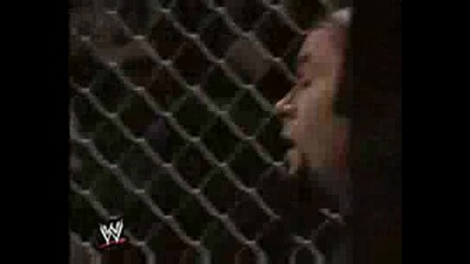 The Undertaker Vs. The Big Boss Man (hell In A Cell)