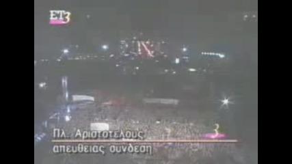 Alkistis Protopsalti & Goran Bregović - (LIVE) - Thessaloniki - 1999 PARADEHTIKA
