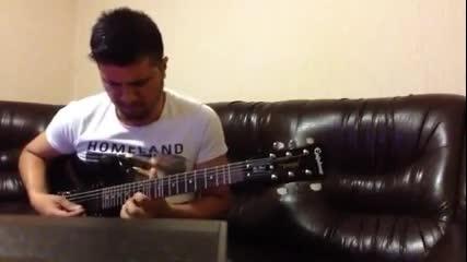 Valentin Tsigularov- Guitar