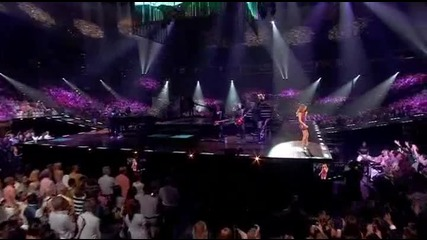 Celine Dion I drove all night taking chances tour