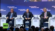 Russia: 'We have reached the peak of decline' - Putin at VTB Capital Investment Forum