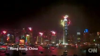2011 Нова година по света