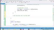 Тренировка за практически изпит по C# (приемен изпит)