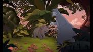 2. Бг Аудио: Книга за джунглата 2 * анимация * Уолт Дисни (2003) the Jungle Book - Walt Disney hd