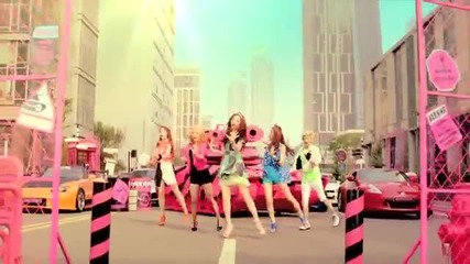 fx Hot Summer 2011 korea best music video
