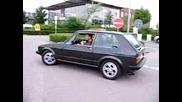Vw Golf 1 V8