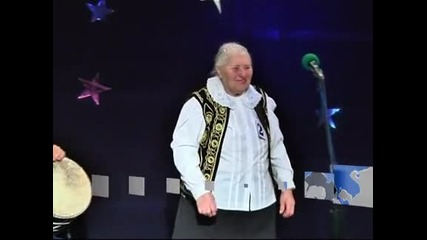 Пенсионери мериха сили в шоу за таланти в Грузия