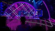 Avril Lavigne - What The Hell / Smile - Live Britain's Got Talent