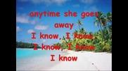 Lighthouse Family- Aint No Sunshine (with lyrics)