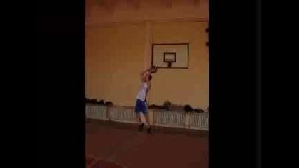 Баскетбол - Една Стара Звезда