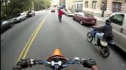 Каране на кросови мотори в Ny
