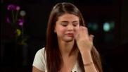 Защо плаче Селена ?