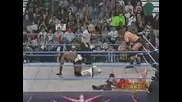 Booker T Vs. Mike Awesome Vs. Scott Steiner - Wcw Title