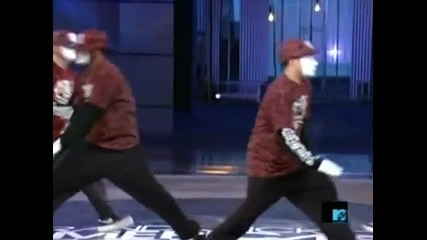Jabbawockeez Audition