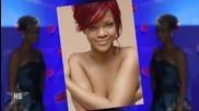 Rihanna позира полу - гола