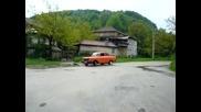 Moskvich 2140 drift