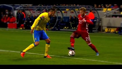 Най-лудите футболни умения и трикове 2016