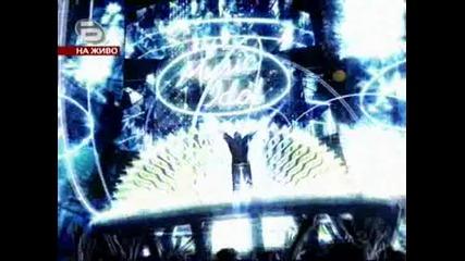 Music Idol 3 - Епизод 13 (симона - Changing)