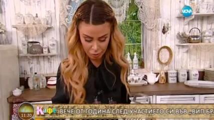 """Продължение на разговора със Светлана Василева - """"На кафе"""" (18.01.2017)"""