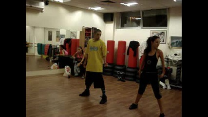 Pacho @ Leona Lewis - Bleeding Love Choreo