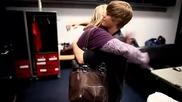 Филма на Justin Bieber - Never say never ( 2011 официален трейлър ) [ Hd част 2 ]