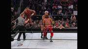 Randy Orton & Shawn Michaels vs. Ric Flair & Triple H: Raw, Jan. 31, 2005 (Full Match)