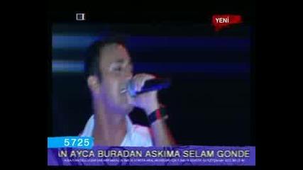 Mustafa Sandal - Gonlumu Gun Edeni Sevmezz..