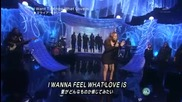 Mariah Carey I Want To Know What Love Is Music Station 16th Oct 09