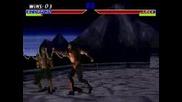 Mortal Kombat Scorpion Battle