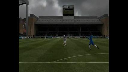 Грубо нарушение на Fifa 11