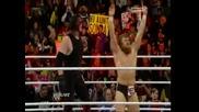 Коди Роудс срещу Даниел Браян - 20 години Raw