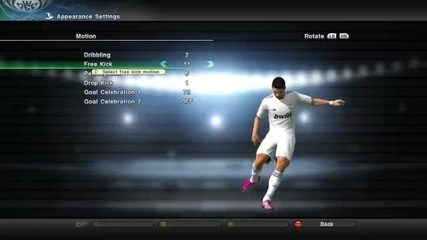 Pes 2011 - Become A Legend - Crisiano Ronaldo *hd*
