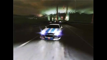 Fast and Furious in Nfsu2