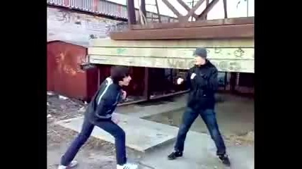 Борба vs. Бокс : D