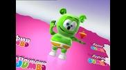 Jumbo Gummy Bear - Bulgarian Campaign
