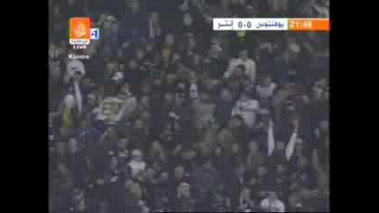 Juventos - Inter 1 - 0