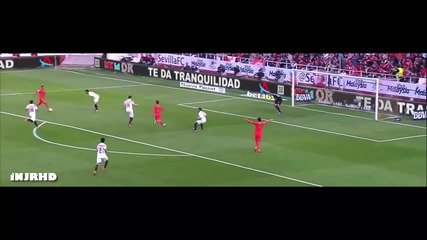 Най-доброто от Лионел Меси срещу Севиля (11.04.2015)