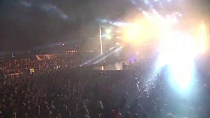 Nikos Vertis - Adiaforeis - Live Tour 10 Xronia Official Video