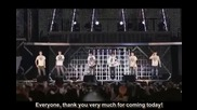 [engsubs] News Concert Tour Pacific 2007 - 2008 - Encore part 3
