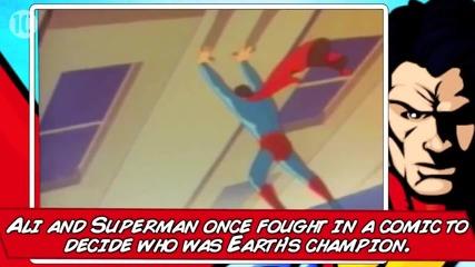 10 Неща който не знаете за Супермен !!!