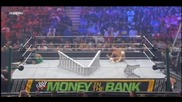 Wwe Money in the bank 2011 Raw Ladder Match 1_2